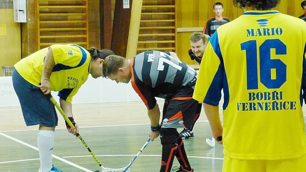 Devátým kolem byla zakončena letošní část Amatérské florbalové ligy města Česká Lípa (AFL CL).
