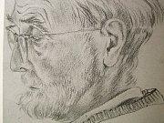 Obrazy Rudolfa Novotného.