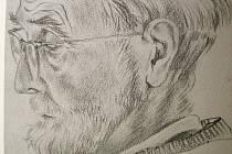 Portrét Michała Nawky.