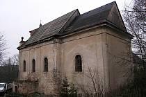 Kostel sv. Vojtěcha v Kruhu.