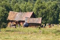 Lesy i letiště v Ralsku využili hollywoodští filmaři při natáčení thrilleru Dítě 44.