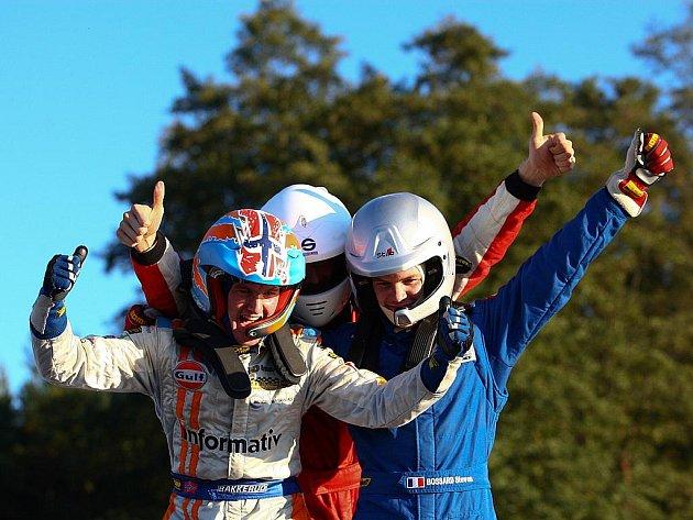 Mistrovství Evropy v rallycrossu.