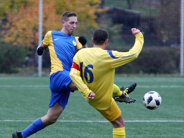 I. B třída: Lokomotiva Česká Lípa Cvikov 0:3 (0:2).