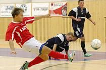 2. liga futsalu: F.A. Zole Česká lípa – Dalmach Turnov 4:2.