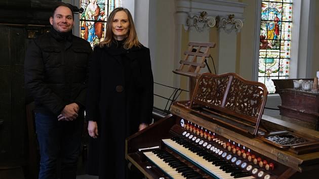 Na Boží hod Velikonoční v neděli 4. dubna zazní Missa in simplicate od Jeana Langlaise v podání významné české mezzosopranistky Hannah Esther Minutillo, kterou na varhany doprovodí Vladimír Heuler.