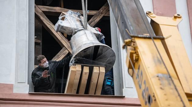 Horní Police se může pyšnit zvony od jedné z nejlepších dílen světa.
