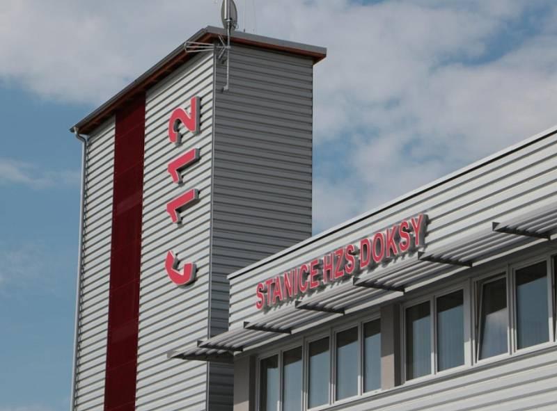 150 dní od uvedení stanice HZS Doksy do provozu.