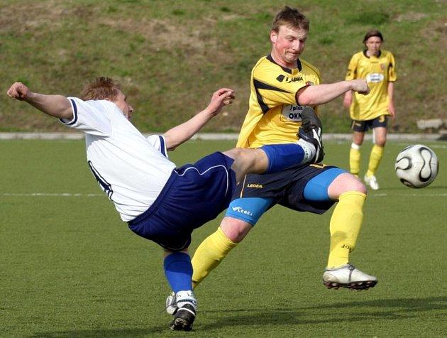 Fotbalisté Nového Oldřichova