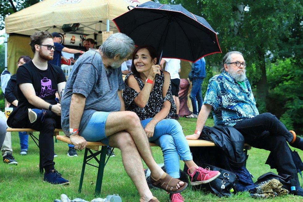 Piknik fest 2021 ve Stráži pod Ralskem.