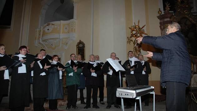 První adventní koncert v Novém Boru