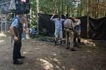 Osmdesátihodinová airsoftová simulace, Protector 2017, pokračovala 21. července v části bývalého vojenského prostoru Ralsko na Českolipsku. Do akce typu LARP (z anglického Live Action Role Play) je zapojeno je přes 1000 airsoftových bojovníků z několika z