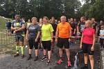 V polském Boleslawci se o víkendu běhalo.