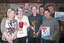 Vítězem pro rok 2015 se stal tým Rafinérie.