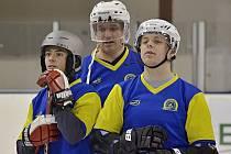 Benefiční utkání v hokeji uspořádali ve čtvrtek ve Sportareálu českolipští profesionální hasiči. Na ledě zimního stadionu se tak střetla četa C s četou A, aby výtěžkem z dobrovolného vstupného podpořily děti z Klokánku v Brništi.