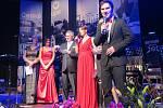 Bohatým programem se v pátek prezentoval už 19. ples města Česká Lípa, který hostil Kulturní dům Crystal.