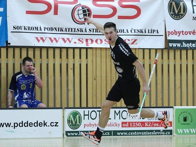 Florbalisté Lípy vyzvou ve čtvrtfinále play-off tým z Ústí nad Labem.