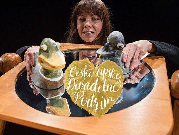 Divadlo U staré herečky v Hlavním programu 41. Českolipského divadelního podzimu.