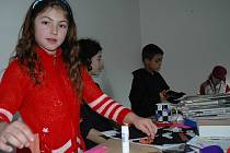 Workshop je otevřený všem dětem z Ploužnice a okolí a účast je zdarma.