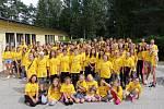 Ani v době letních prázdnin českolipská ZUŠka neodpočívá. Děti, co nechtějí zahálet ani o prázdninách a chtějí se v rámci svého oboru dozvědět i jiné další zajímavé věci, se mohou účastnit  hudebně výtvarného workshopu Letní dílna, který se koná v první p