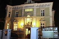 Villa Hrdlička v České Lípě.