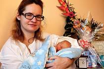 Klára Nikodymová porodila 1. ledna 2012 v 09:27 hodin syna Michala, který tak byl prvním letošním miminkem Českolipska a prvním narozeným chlapečkem v rámci celého Libereckého kraje.