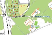 Představitelé Doks chtěli plochu areálu Termit zcela vyjmout z plánovaného rozšíření CHKO Kokořínsko -Máchův kraj.