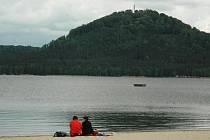 Máchovo jezero.
