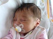 Mamince Monice Kováčové ze Cvikova se v pátek 2. března v 0:23 hodin narodila dcera Klára Katarina Kováčová. Měřila 49 cm a vážila 3,45 kg.