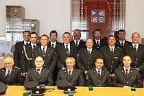 V pátek proběhlo na krajském ředitelství Hasičského záchranného sboru Libereckého kraje slavnostní předávání medailí Za věrnost II a III. stupně.