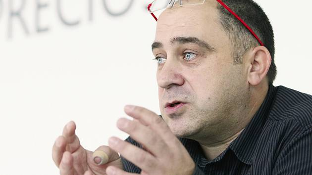 Jaroslav Bejvl mladší, šéfdesignér Preciosy