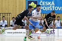FBC Česká Lípa - Florbal Mladá Boleslav 5:7.