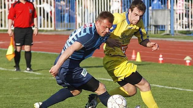 Fotbalisté českolipského Arsenalu porazili Ovčáry.