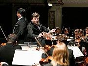 Do posledního místa zaplněné Divadlo F. X. Šaldy v Liberci zažilo premiérový Koncert pro Liberecký kraj, operní gala věnované cele odkazu W. A. Mozarta ve skvostném obsazení Plachetka, Baborák a Pražští komorní sólisté.
