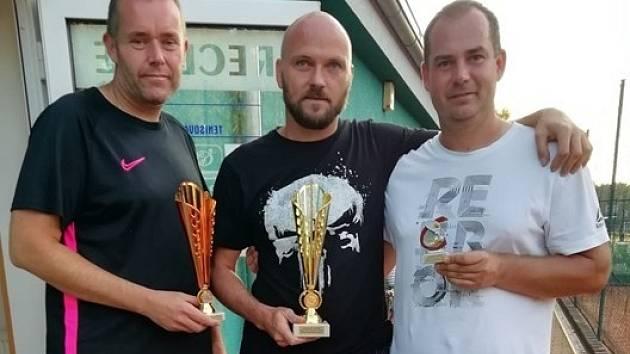 Velký antukový Grandslam v mužské dvouhře v České Lípě u Ploučnice.