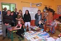 Šest z devíti krajských radních se minulý týden zúčastnilo výjezdního pracovního zasedání v obou střediscích Léčebny respiračních nemocí ve Cvikově, příspěvkové organizace Libereckého kraje.
