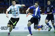 Mužské finále hráli domácí borci FBC a Kladno.