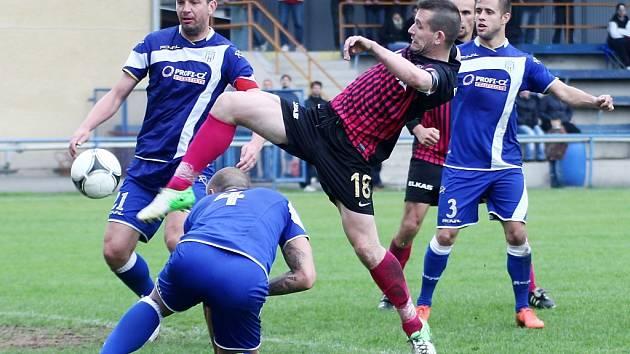 Strakonice – Arsenal Česká Lípa 2:2 (2:0).