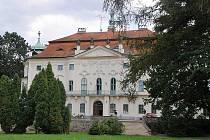 Dětský domov v Jablonném v Podještědí.