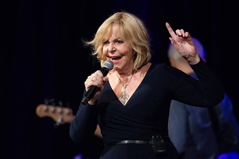 Hana Zagorová koncertovala v České Lípě.