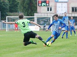 Arsenal Česká Lípa - Velvary 0:1
