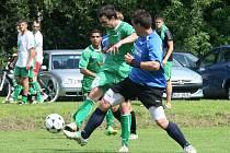 V zápase nejlepších daly Doksy dva góly a rozhodly o svém celkovém vítězství na turnaji v Bukovanech.