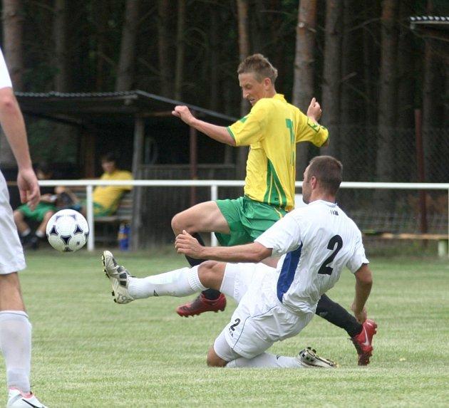Doksy B/Jestřebí - Bukovany 5:0 (2:0).