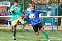 Sosnová - Kamenice 1:2 (0:0).