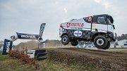 Pátý ročník setkání nejen českých dakaristů se uskutečnil v rámci akce Mogul Dakar setkání v neděli 24. března na autodromu Sosnová.