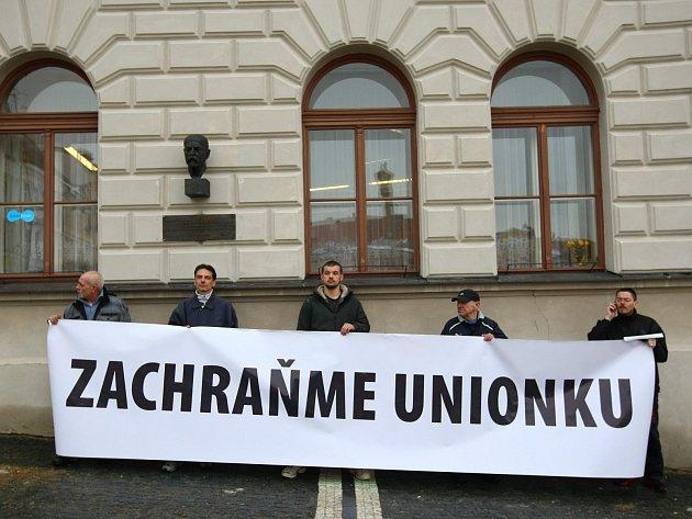Protesty proti územnímu plánu budou vČeské Lípě pokračovat.