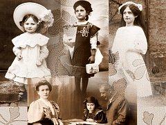 Unikátní soubor snímků Hildy Ulbrichtové (1904 1920) vystaví tento týden Vlastivědné muzeum a galerie v České Lípě pod názvem Českolipská dívka z počátku 20. století.