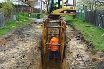Téměř půl kilometru potrubí se dočká výměny.