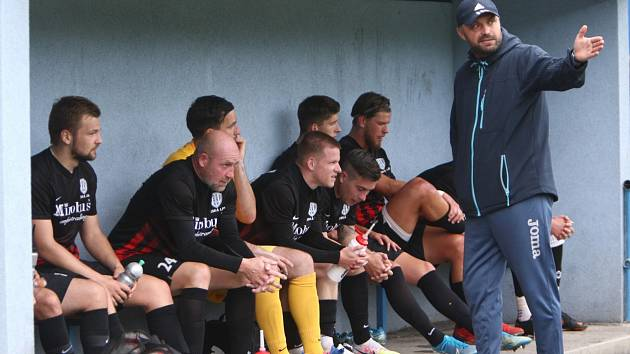 Trenér Arsenalu Martin Slabý