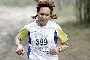 Vítězkou závodu v Sosnové se stala Blanka Paulů.