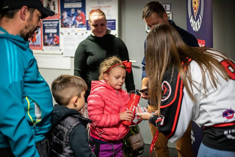 Pojď hrát hokej. Akce v České Lípě v rámci Týdne hokeje